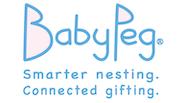BabyPeg logo