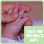 Caring for your baby's nails