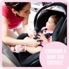 Choosing a Baby Car Capsule
