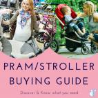 Pram/stroller buying guide