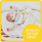 Setting up a Safe Sleep Surface