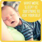 Want More Sleep? 10 Questions to Ask Yourself