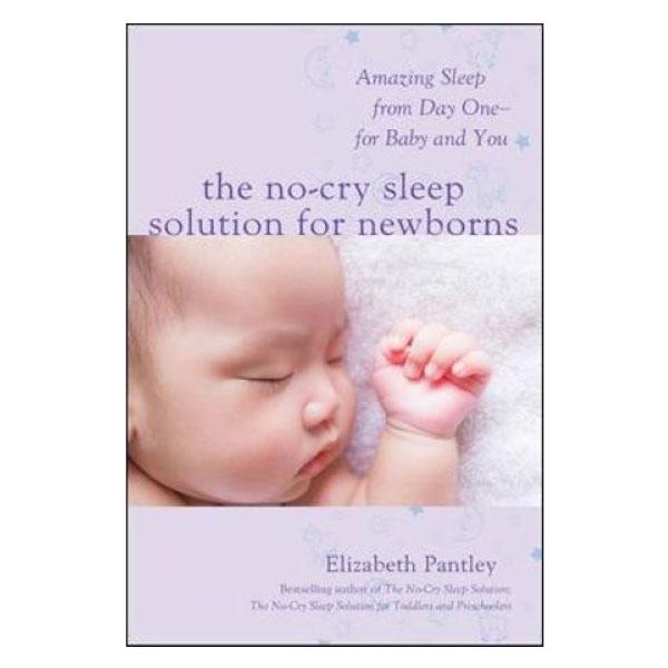 "Babypeg - Elizabeth Pantley ""The No-Cry Sleep Solution for ..."